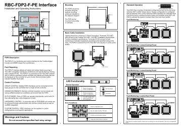 RBC-FDP2-F-PE - Toshiba