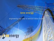Engineering our way to serious value creation - Iona Energy