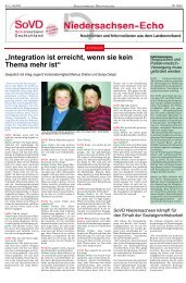 """""""Integration ist erreicht, wenn sie kein Thema mehr ist"""""""