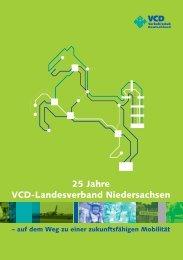 25 Jahre VCD-Landesverband Niedersachsen