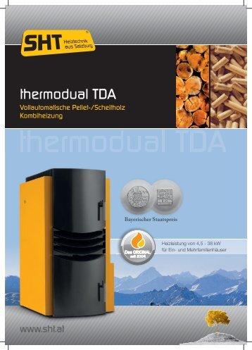 thermodual TDA - Iliaens