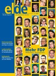 Mehr FDP - Elde Online