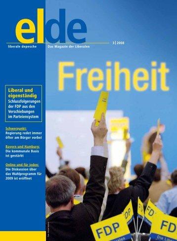 Ausgabe 3 | 2008 - Elde Online
