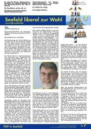 Nr.7 - FDP Seefeld