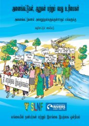 Dams Rivers and Rights Tamil.pmd - International Rivers