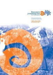 Jahresbericht - Jugendarbeit in Mittelfranken