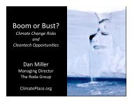 Boom or Bust (Dan Miller 4-12) ARPA-E.key - Climate Place