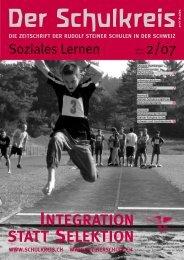integration statt selektion - s (www.schulkreis.
