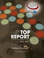 TOP Report 2011/2012 - Algonquin College