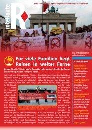 Download roteRaute Frühling 2012 - Kornelia Möller
