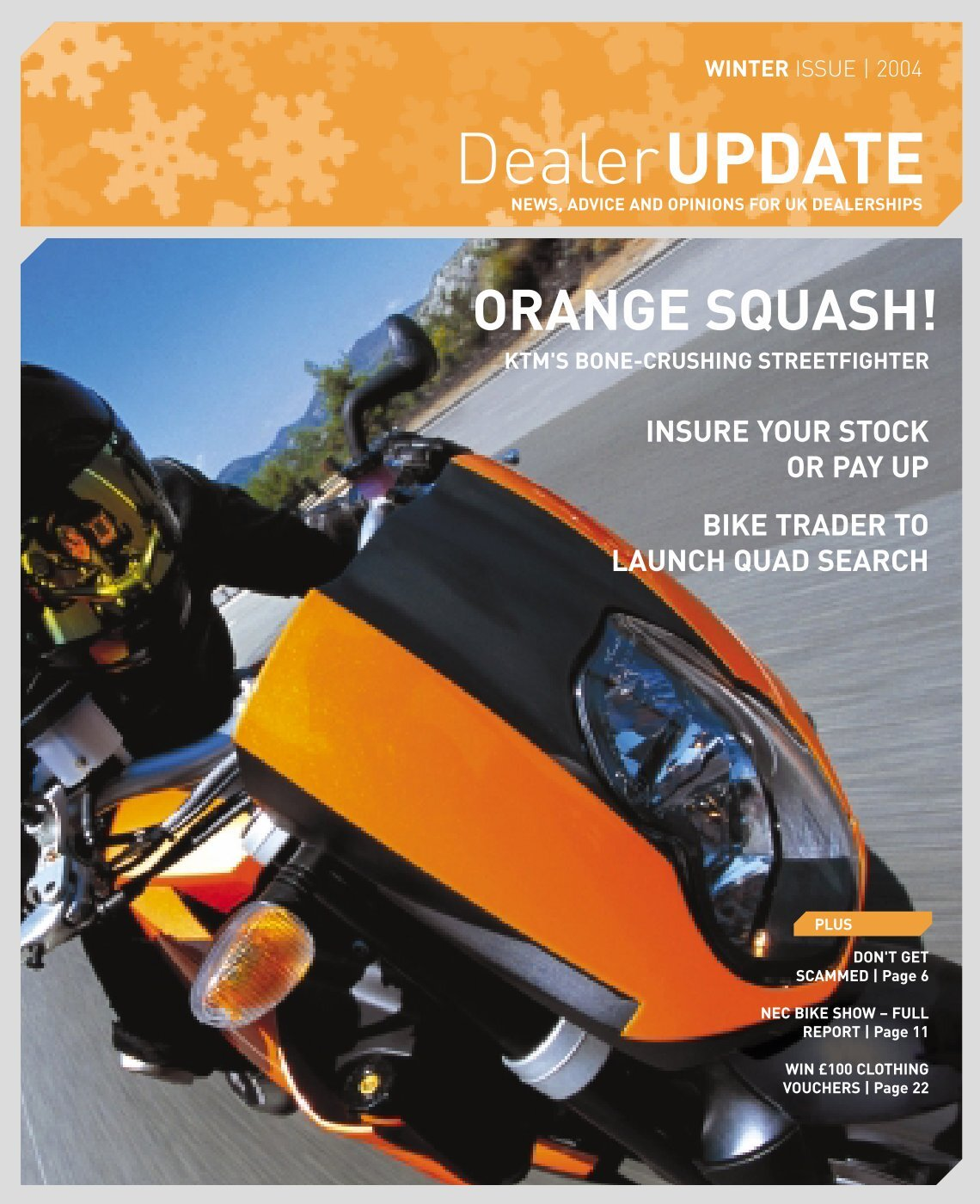 2 free Magazines from AUTOTRADER.CO.UK