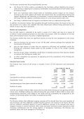 PLACINGAND ADMISSION TO AIM - Page 6