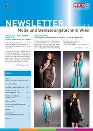 NEWSLETTER - e-reader.wko.at - Wirtschaftskammer Wien