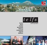 Gemeinde Telfs neu 4. Auflage - Marktgemeinde Telfs