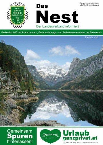 kopie - Privatzimmer und Ferienwohnungen in der Steiermark