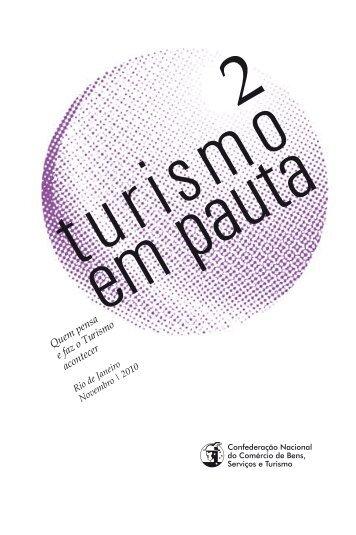 Turismo em Pauta - CNC