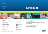 4. SPZ-Symposium - Kantonsspital Winterthur