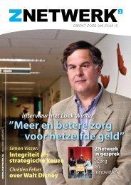 Interview ZNetwerk (pdf) - Loek Winter