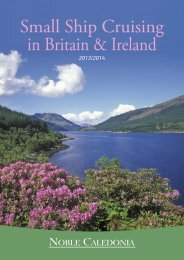 Britain & Ireland - Noble Caledonia