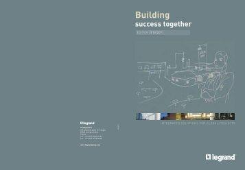 Building Success Together - Legrand