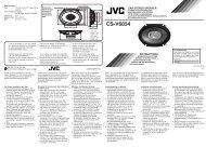 CS-V6834 - JVC