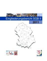 2011 Eingliederungsbericht SGB II - jobcenter | SGB II Reform