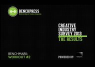 Creative industry survey 2013 the results