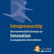 Intrapreneurship Innovation - Eurocadres