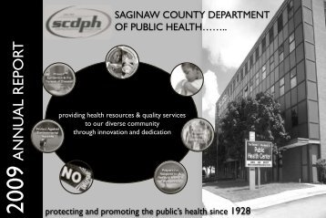 2009 annual report - Saginaw County Department of Public Health