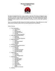 Download PDF - Phoenix Dodgeball