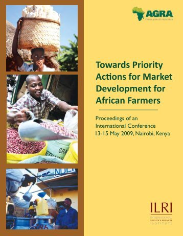 Acknowledgments - International Livestock Research Institute (ILRI)