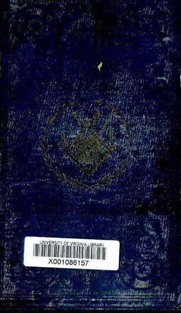 The Craftsman, and Freemason's Guide - Grand Lodge of Colorado