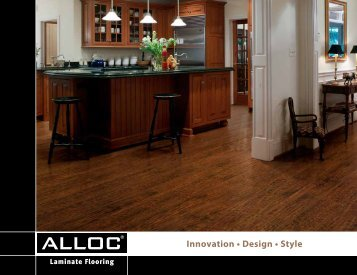 Laminate Flooring - Alloc