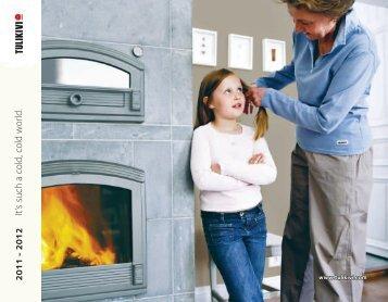 Tulikivi Catalog - Woodland Stoves & Fireplaces