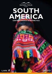 South America Brochure- Full version - African Wildlife Safaris and ...