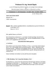 Professor Dr.-Ing. Harald Sipple - Betonwerk Josef Lutz & Sohn GmbH