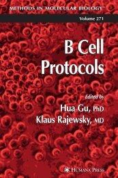 B Cell Protocols - E-Lib FK UWKS