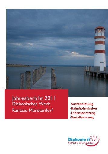 Jahresbericht 2011 - Diakonie Rantzau-Münsterdorf
