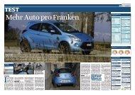 Auto pro Franken - Garage Leu