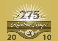 März 2010 - Kürschner Mayer