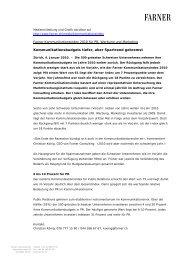 Pressemitteilung - Isopublic
