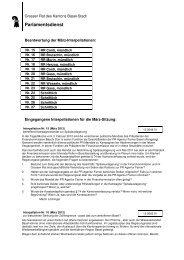 PDF-Liste - Grosser Rat - Basel-Stadt