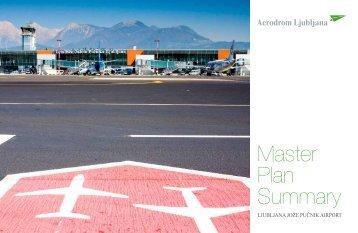 Master Plan Summary - Aerodrom Ljubljana