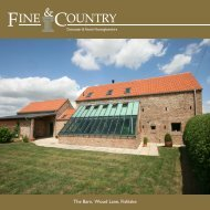 The Barn, Wood Lane, Fishlake - Fine & Country