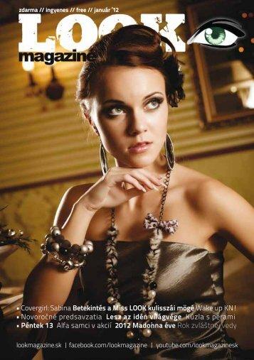2012 - LOOK magazine