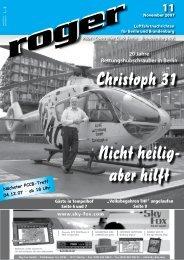 Nicht heilig- aber hilft Christoph 31 - Roger - Luftfahrtnachrichten für ...