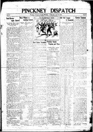 04-15-1931 - Village of Pinckney