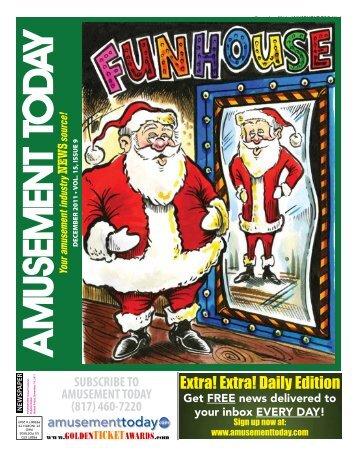 December 2011 - Amusement Today