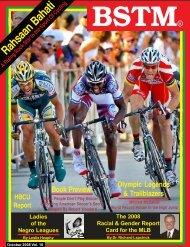 Mike Conley Sr - Black Sports The Magazine