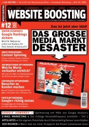 zum Download - Website Boosting